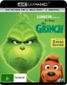 The Grinch (2018) (4K UHD Blu Ray)