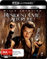 Resident Evil - Afterlife (4K Blu Ray UHD)