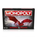 Dungeons And Dragons Edition (Monopoly Board Game)