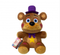 """Five Nights At Freddys: Pizzaria Simulator - Rockstar Freddy 16"""" (Plush Toy)"""