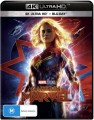 Captain Marvel (4K UHD Blu Ray)
