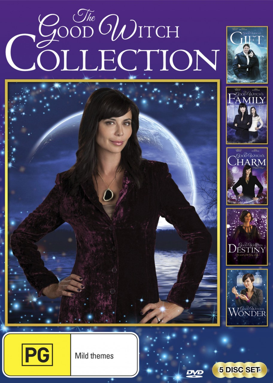 The Good Witch Movie Collection Dvd Dvdland