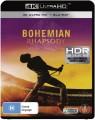 Bohemian Rhapsody (2 Disc 4K UHD Blu Ray)