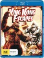 King Kong Escapes (Blu Ray)