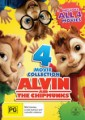 ALVIN AND THE CHIPMUNKS 1 - 4