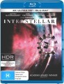Interstellar (4K UHD Blu Ray)