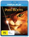 PUSS IN BOOTS (BLU RAY)