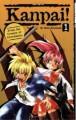 Kanpai (Manga) Vol. 01 (Manga Book)