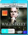 Wall Street /  Wall Street 2 - Money Never Sleeps (Blu Ray)