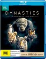 David Attenborough - Dynasties (Blu Ray)
