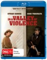 In A Valley Of Violence (Blu Ray)