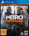 METRO REDUX (PS4 Game)