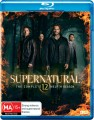 SUPERNATURAL - COMPLETE SEASON 12 (BLU RAY)