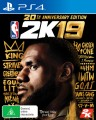 NBA 2K19 20th Anniversary Edition (PS4 Game)