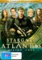 Stargate Atlantis: Complete Season 4