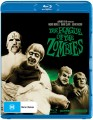 The Plague Of The Zombies (Blu Ray)