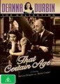 THAT CERTAIN AGE (DEANNA DURBIN)