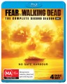 FEAR THE WALKING DEAD - COMPLETE SEASON 2 (BLU RAY)