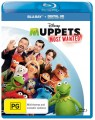 The Muppets Most Wanted (Blu Ray)