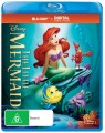 Little Mermaid (Blu Ray)