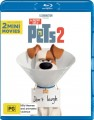 The Secret Life Of Pets 2 (Blu Ray)