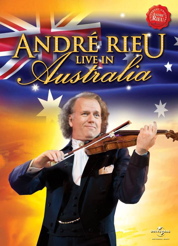 Andre rieu live in australia dvd download