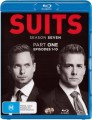 SUITS - SEASON 7 PART 1 (BLU RAY)