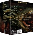 Game Of Thrones - Complete Box Set (4K UHD Blu Ray)