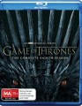 Game Of Thrones - Complete Season 8 (Blu Ray)