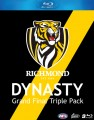 AFL Richmond Tigers Dynasty - Grand Final Triple Pack (Blu Ray)
