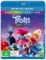 Trolls World Tour (3D Blu Ray)
