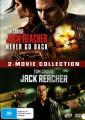 JACK REACHER / JACK REACHER - NEVER GO BACK