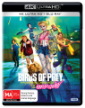 Birds Of Prey (4K UHD Blu Ray)