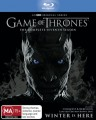 GAME OF THRONES - COMPLETE SEASON 7 (BLU RAY)