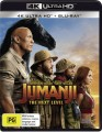 Jumanji - The Next Level (4K UHD Blu Ray)