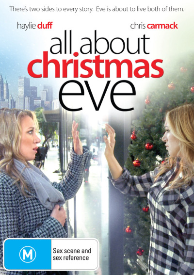All About Celebrity Julia Voth Height Weight Body: All About Christmas Eve DVD