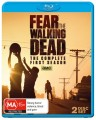 FEAR THE WALKING DEAD - COMPLETE SEASON 1 (BLU RAY)