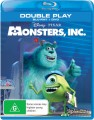 Monsters Inc (Blu Ray / DVD)