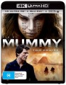 The Mummy (2017) (4K UHD Blu Ray)