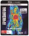 The Predator (2 Disc 4K UHD Blu Ray)