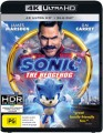 Sonic The Hedgehog (4K UHD Blu Ray)