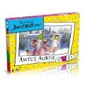 David Walliams Awful Auntie Edition (Cluedo Board Game)