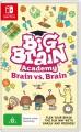 Big Brain Academy Brain Vs Brain (Switch Game)