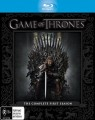 Game Of Thrones - Complete Season 1 (Blu Ray)