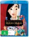 Mulan / Mulan 2 (Blu Ray)