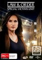 Law And Order SVU Special Victims Unit - Complete Season 22