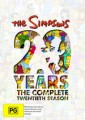 THE SIMPSONS - COMPLETE SEASON 20