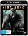 King Kong (2005) (4K UHD Blu Ray)