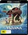 Moana (4K UHD Blu Ray)