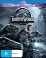 JURASSIC WORLD (BLU RAY)